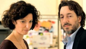 Down by Love #5 - Stéphanie Cleau as Elise Firmino and Guillaume Gallienne as Jean Firmino