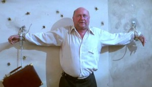 Escape from New York #2 - Donald Pleasence as the President