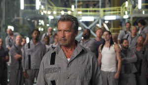 Escape Plan #2 - Arnold Schwarzenegger as Emil Rottmayer