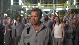 Escape Plan #2 - Arnold Schwarzenegger as Emil Rottmayer