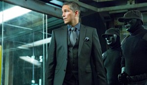 Escape Plan #3 - Jim Caviezel as Warden Hobbes