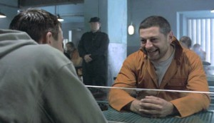 The Escapist #3 - Philip Barantini as Joey and Andy Serkis as his father Ricky Barnes