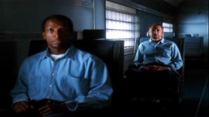 Evasive Action #2 - Dorian Harewood as Luke Siclair and Roy Scheider as Enzo Marcelli