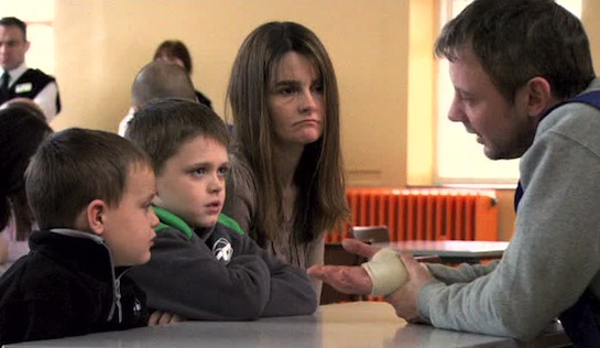 Everyday - Shaun and Robert Kirk as Shaun and Robert Ferguson, Shirley Henderson as Karen and John Simm as Ian Ferguson