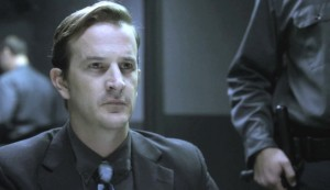 The Evil Gene #3 - Ricard Speight Jr as Agent Griff Krenshaw