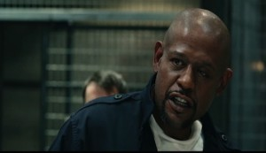 Th Experiment #3 - Forest Whitaker as Barris