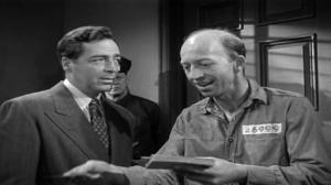 Experiment Alcatraz #3 - John Howard as Dr Ross Williams and Frank Cady as Max Henry