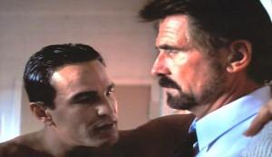 The Expert #2 - Michael Shaner as Martin Kagan and James Brolin as Warden Munsey