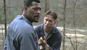 Fled #3 - Laurence Fishburne as Charles Piper and Stephen Baldwin as Luke Dodge
