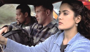 Fled #4 - Fled #3 - Laurence Fishburne as Charles Piper, Stephen Baldwin as Luke Dodge and Salma Hayek as Cora