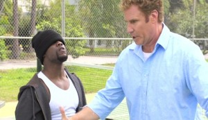 Get Hard #3 - Kevin Hart as Darnell and Will Ferrell as James King