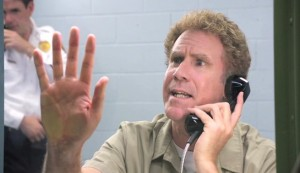 Get Hard #4 - Will Ferrell as James King, actually in prison