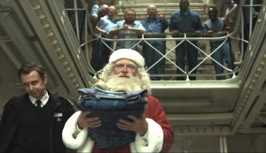 Get Santa #2 - Jim Broadbent as Santa