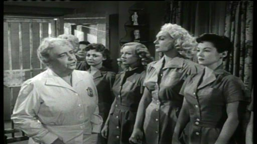 Girls in Prison - Matron Jamieson, Melanee, Jenny and Anne