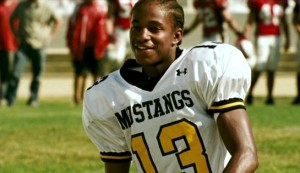 Gridiron Gang #5 - Jade Yorker as Willie Weathers