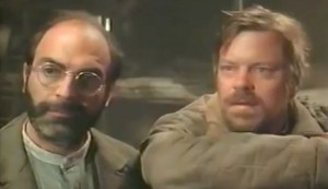 Gulag #3 - David Suchet as Matvei and x as Hooker