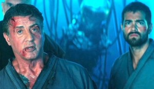 Escape Plan 2: Hades #5 - Sylvester Stallone as Ray Breslin and Jesse Metcalfe as Luke