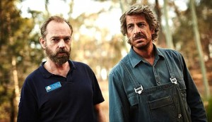 Healing #2 - Hugo Weaving as Matt Perry and Don Hany as Viktor