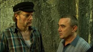 Hell in Tangier #2 - Filip Peeters as Marcel Van Loock and Peter Gorissen as Rudy Vermeersch