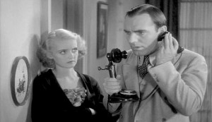 Hell's House #3 - Bette Davis as Peggy Gardner and Pat O'Brien as Matt Kelly