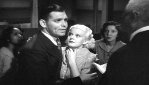 Hold Your Man #3 - Clark Gable as Eddie Hall and Jean Harlow as Ruby Adams