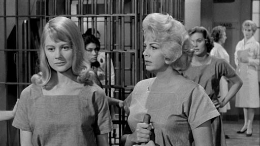 House of Women - Shirley Knight as Erica Hayden and Barbara Nichols as Candy Kane