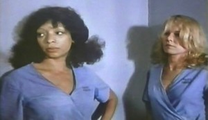 Human Experiments #2 - Marie O'Henry as Tanya Jones and Linda Haynes as Rachel Foster