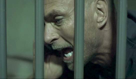 Inside - Luke Goss as Miles Berret
