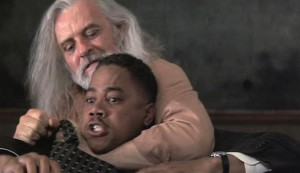 Instinct #2 - Anthony Hopkins as Dr Ethan Powell and Cuba Gooding Jr as Dr Theo Caulder