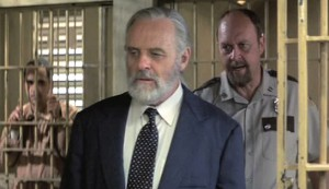Instinct #3 - Anthony Hopkins as Dr Ethan Powell and