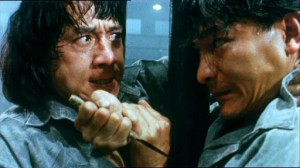 Island of Fire #3 - Jackie Chan as Steve Tong and x as x