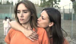 Jailbait #2 - Sara Malakul Lane as Anna Nix and Erin O'Brien as Kody