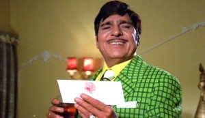 Joshua #4 - Madan Puri as Madanlal Dogra, featured here only for his suit