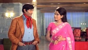 Joshua #5 - Dev Anand as Amar Kumar and Hema Malini as Shalini