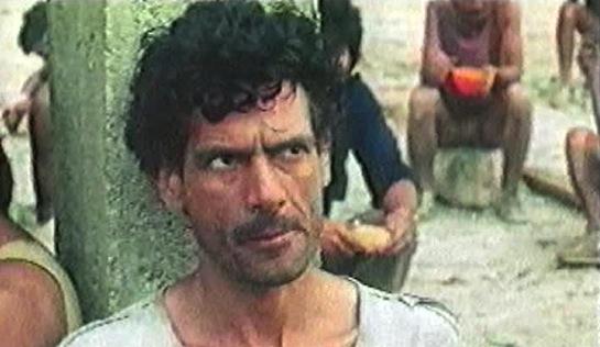 Alias 'La Gringa' - Germán González as Jorge 'La Gringa' Venegas