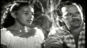Las Islas Marías #2 - Rocío Sagaón as María and Pedro Infante as Felipe