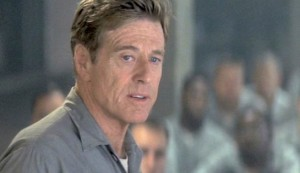 The Last Castle #3 - Robert Redford as General Eugene Irwin