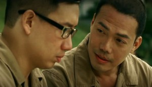 Laughing Gor 2 #3 - Chapman To as Tai Chit and Michael Tse as Laughing Gor
