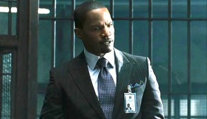 Law Abiding Citizen #2 - Jamie Foxx as Nick Rice