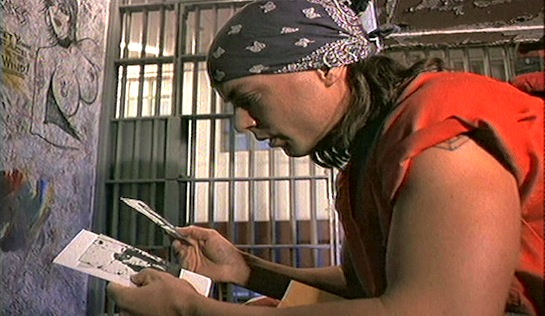 A Letter from Death Row - Bret Michaels as Michael Raine