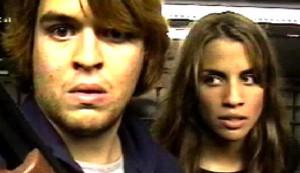 Living Dead Lock Up #3 - Mario Xavier as Jared and Natalie Morales as Rachel