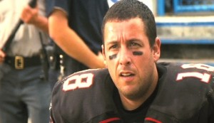 The Longest Yard #3 - Adam Sandler as Paul Crewe