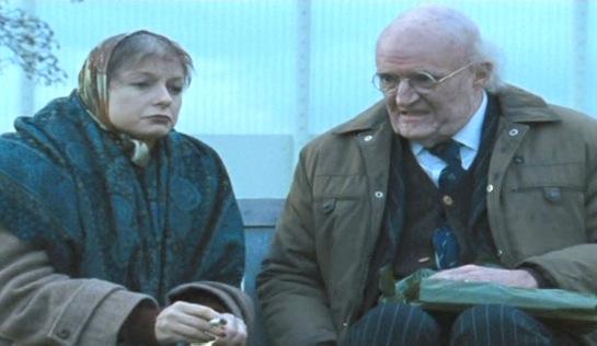 Longford - Samantha Morton as Myra Hindley and Jim Broadbent as Lord Longford