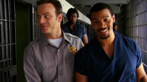 The Mannsfield 12 #2 - Officer Barron (Emmanuel Xuereb) and Ali (Aaron D Spears)