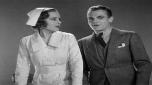 The Mayor of Hell #2 - Madge Evans as Dorothy Griffith and James Cagney as Patsy Gargan