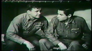 Men Without Souls #3 - Barton MacLane as Blackie Drew and Glenn Ford as Johnny Adams