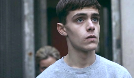 Michael Inside - Dafhyd Flynn as Michael McCrea