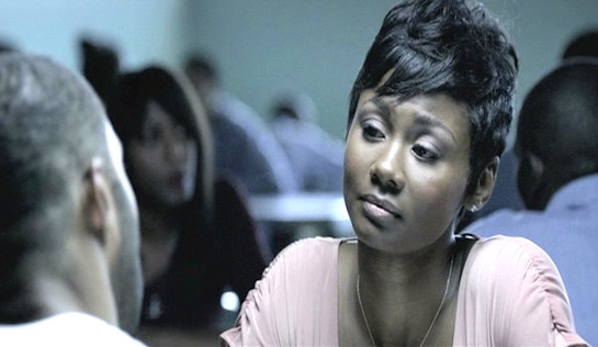 Middle of Nowhere - Emayatzy Corinealdi as Ruby Murray