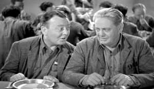 Millionaires in Prison #4 - Raymond Walburn as Bruce Vander and Thurston Hall as Harold kellogg