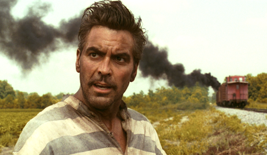 O Brother, Where Art Thou? - George Clooney as Everett McGill